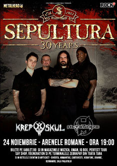 Afterparty in Fabrica Pub dupa Sepultura