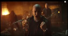 Disturbed a lansat un clip pentru piesa 'The Light'
