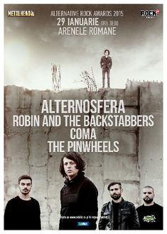Poze de la Gala Metalhead Alternative Awards de la Arenele Romane (Day 1)