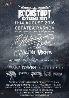 Mayhem si Soulfly confirmati la Rockstadt Extreme Fest 2016