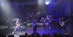 Membrii Bodom, Moonspell, Lacun Coil, Slayer, Vader si Iced Earth au urcat pe aceeasi scena