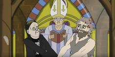 Avem al 5-lea episod din seria animata cu Immortal (NSFW)