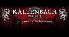 18-20 August 2016  Kaltenbach Open Air Austria