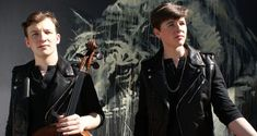 'Emil and Dariel Rock Cellos' fac senzatie in America
