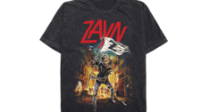 Zayn Malik ex-One Direction si-a lansat tricou metal