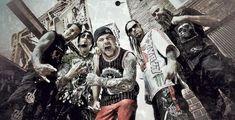 Five Finger Death Punch isi sustin vocalistul in lupta impotriva drogurilor