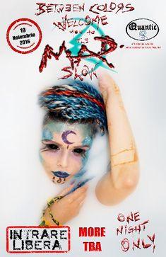Between Colors lanseaza albumul 'M.A.D.' cu un show special