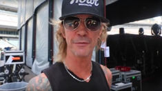 Duff McKagan i-a transmis un mesaj emotionant unui fan roman