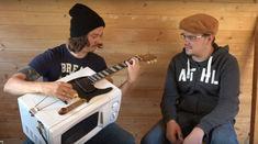 Viralul zilei: Chitara cu microunde