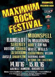 GOD completeaza lineup-ul Maximum Rock Festival 2016