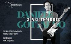 Interviu cu Daniele Gottardo, unul dintre chitaristii preferati ai lui Steve Vai