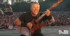 Concertul Metallica din Central Park a fost televizat (video)