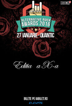 Calificarile si Votul Final pentru Gala Metalhead Alternative Rock Awards