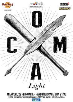 Poze de la concertul COMA Light