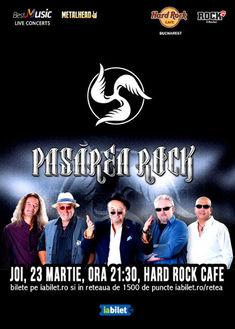 Poze Pasarea Rock de la Hard Rock Cafe
