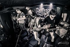 Damage Case dezvaluie coperta albumului de debut 'ROCK'N'ROLL JUSTICE'