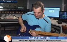 S.O.S. Cluj: Avem un chitarist talentat, ce facem cu el?