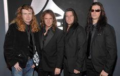 Megadeth au castigat un Grammy pentru 'Dystopia'