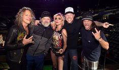 Metallica si Lady Gaga, moment cu probleme la Grammy Awards