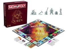 Queen lanseaza propria versiune a jocului Monopoly