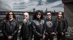 Anthrax au scos de la naftalina piesa 'Vice Of The People'