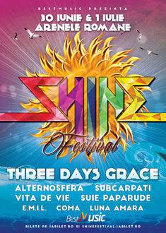 Ultimele zile de presale la SHINE Festival!