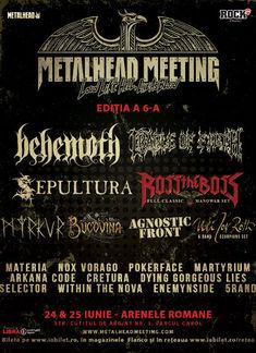Poze de la METALHEAD Meeting Festival 2017
