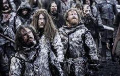 Membrii Mastodon transformati in White Walkers in noul sezon Game of Thrones