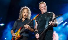 Metallica a lansat un clip live pentru piesa 'Harvester of Sorrow'