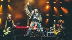 Turneul Guns N' Roses 'Not In This Lifetime', cel mai profitabil din 2017