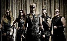 Ensiferum a lansat piesa 'For Those About to Fight for Metal' si coperta noului album