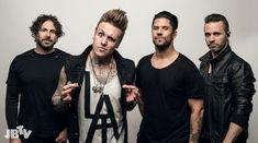 Papa Roach a lansat un videoclip oficial pentru piesa 'American Dreams'