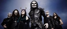 Cradle Of Filth au revenit cu un lyric video pentru  Achingly Beautiful
