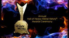 Cine va face parte din 'Hall Of Heavy Metal History' incepand cu 2018?