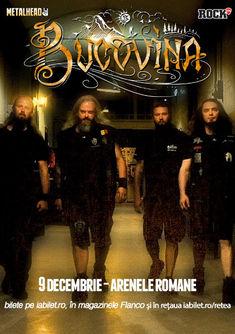 Stonelight canta alaturi de Bucovina pe 9 decembrie la Arenele Romane