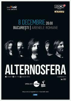 Poze de la concertul Alternosfera de la Arenele Romane