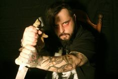 Frank 'Killjoy' Pucci, solistul Necrophagia a murit