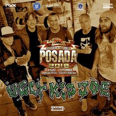 LUNA AMARA la POSADA ROCK 2018!