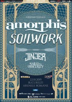 Amorphis si Soilwork la Arenele Romane: Ultimele 3 zile de presale