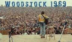Woodstock se intoarce dupa 50 de ani