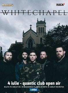 Crimena va deschide concertul Whitechapel