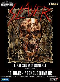 S-au pus in vanzare biletele la Slayer