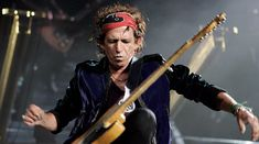 Keith Richards s-a lasat de baut