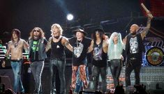Guns N' Roses pregatesc un nou album?