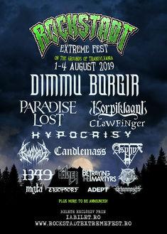 Ultimele 3 zile de presale la Rockstadt Extreme Fest!