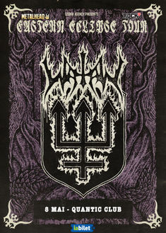 Watain pe 8 Mai in Quantic