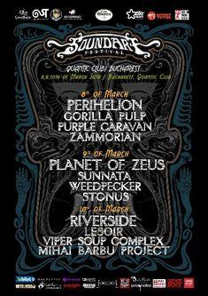 Stonus completeaza line-up-ul SoundArt Festival 2019