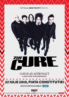 Poze de la concertul The Cure din Piatra Constitutiei