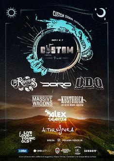 Custom Resita 2019: bilete de o zi si line-up-ul festivalului anuntat