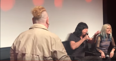 Johnny Rotten si Marky Ramone implicati intr-o altercatie - video